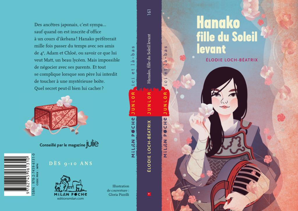 Hanako, fille du soleil levant