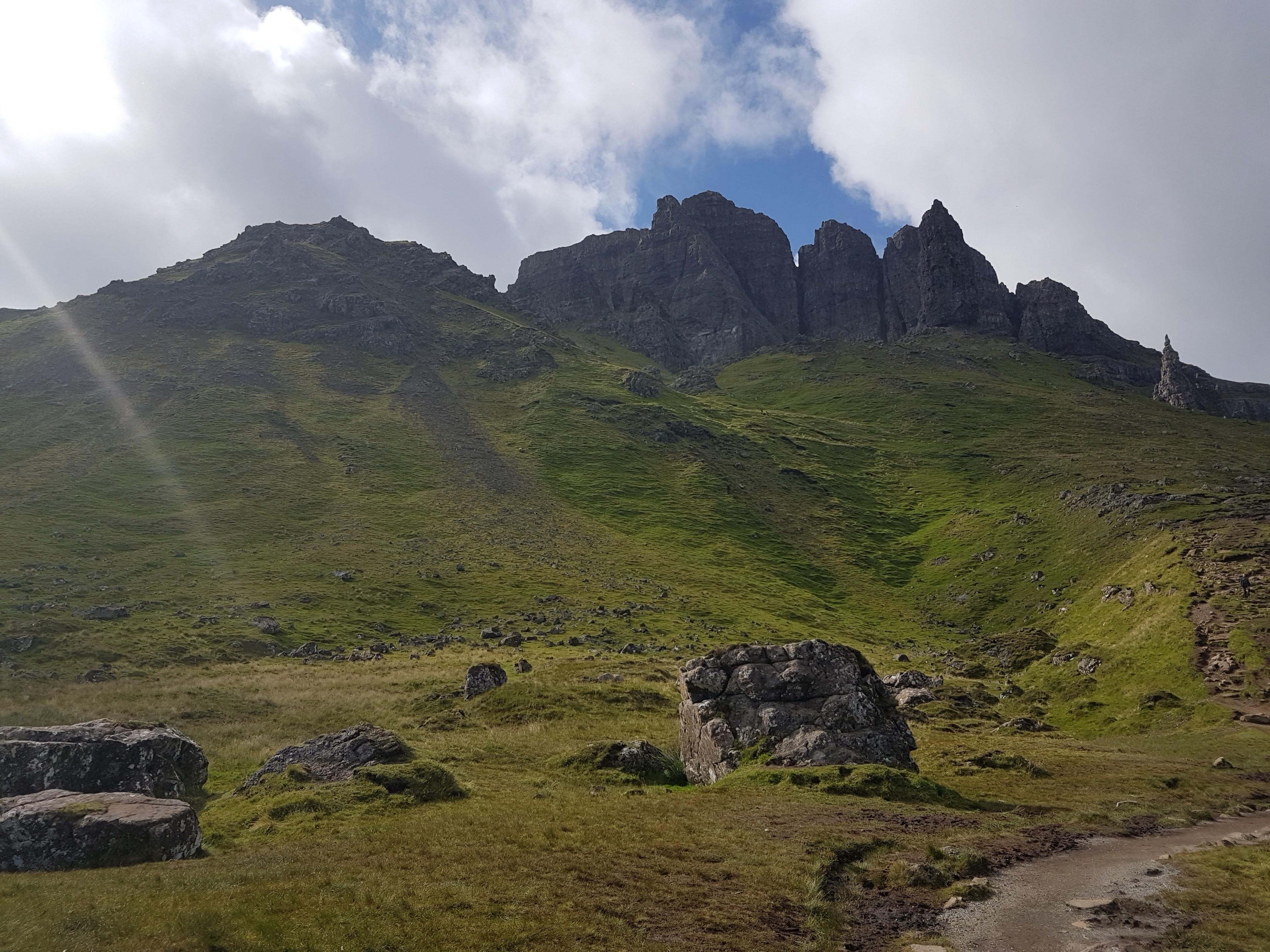 Skye Voyage en Écosse