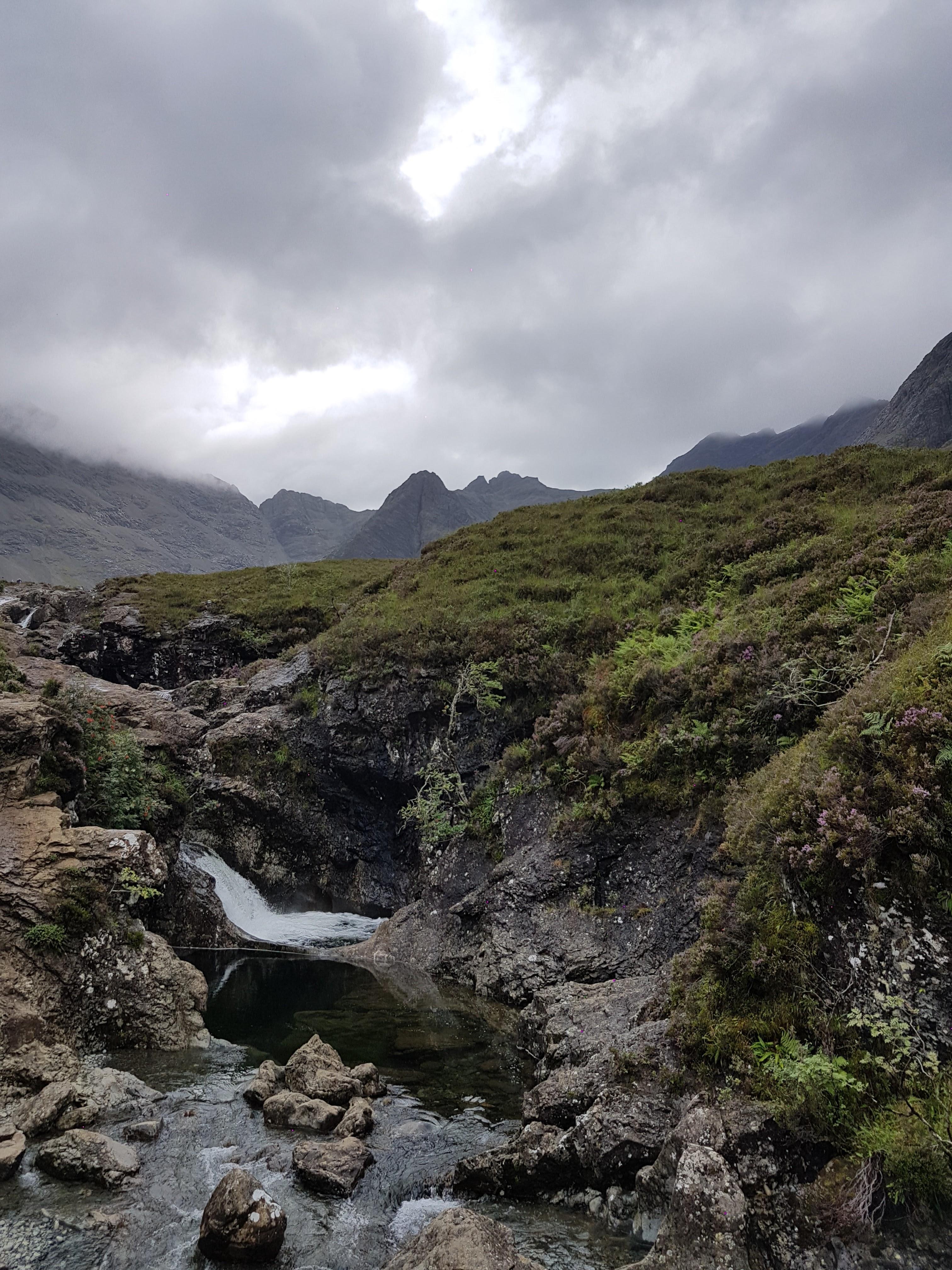 Skye - Voyage en Écosse